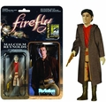 Firefly Malcolm Reynolds Reaction action figure