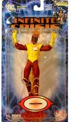 Firestorm action figure Infinite Crisis Series 2