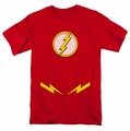 Flash costume t-shirt mens
