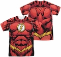 Flash mens full sublimation t-shirt 52 costume