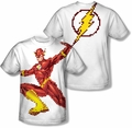 Flash mens full sublimation t-shirt Flashbit
