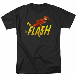 Flash t-shirt 8 Bit mens black