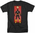Flash t-shirt Block mens black