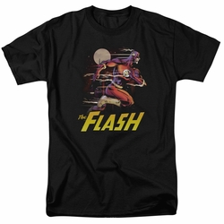 Flash t-shirt City Run mens black