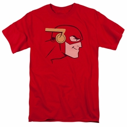 Flash t-shirt Cooke Head mens red