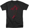 Flash t-shirt Darkness mens black