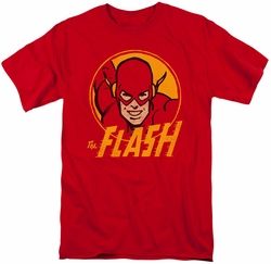 Flash t-shirt Flash Circle mens red