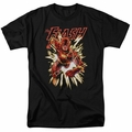 Flash t-shirt Flash Glow mens black