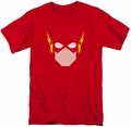 Flash t-shirt Head mens red