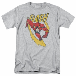 Flash t-shirt Lightning Trail mens athletic heather