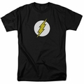 Flash t-shirt Logo mens black