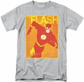 Flash t-shirt Simple Poster mens athletic heather