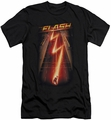 Flash TV slim-fit t-shirt Barry Running in Center City mens black