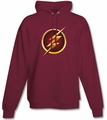 Flash TV Symbol Pull-Over Hoodie