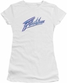 Flashdance juniors t-shirt Logo white