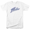 Flashdance t-shirt Logo mens white