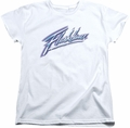 Flashdance womens t-shirt Logo white