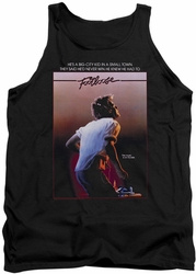 Footloose tank top Poster mens black
