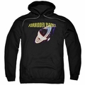 Forbidden Planet pull-over hoodie Planet adult black