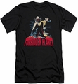 Forbidden Planet slim-fit t-shirt Robby And Woman mens black