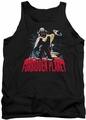 Forbidden Planet tank top Robby And Woman mens black