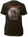 Foreigner head games fitted jersey tee pre-order