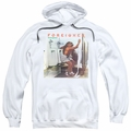 Foreigner pull-over hoodie Head Games adult White