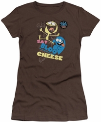 Fosters juniors t-shirt Dancing Friends coffee
