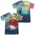 Fraggle Rock mens full sublimation t-shirt Giant Radish