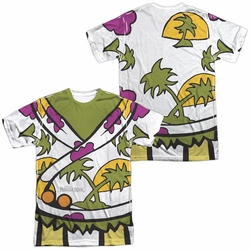 Fraggle Rock mens full sublimation t-shirt Wembly Uniform