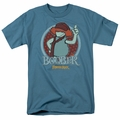 Fraggle Rock t-shirt Boober Circle mens slate