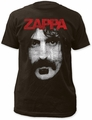 Frank Zappa ZAPPA fitted jersey tee coal pre-order