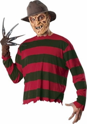 Freddy Krueger Costume Set Adult Nightmare on Elm Street