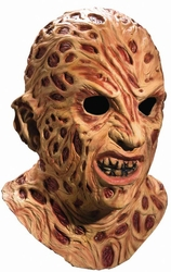 Freddy Krueger Super Deluxe Overhead latex mask