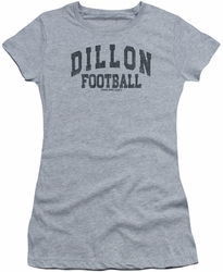 Friday Night Lights juniors t-shirt Dillion Arch athletic heather