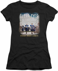 Friday Night Lights juniors t-shirt Motivated black