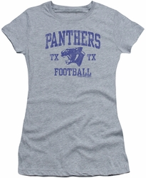 Friday Night Lights juniors t-shirt Panther Arch heather