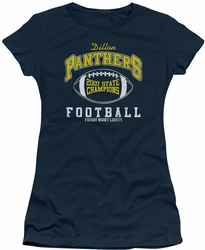 Friday Night Lights juniors t-shirt State Champs navy