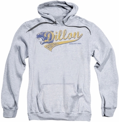 Friday Night Lights pull-over hoodie Team Spirit adult athletic heather