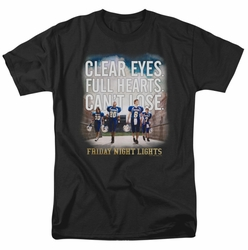 Friday Night Lights t-shirt Motivated mens black