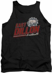 Friday Night Lights tank top Athletic Lions mens black