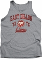 Friday Night Lights tank top Athletic Lions mens heather