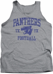 Friday Night Lights tank top Panther Arch mens heather