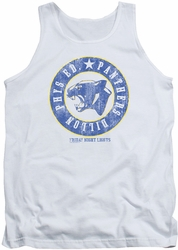 Friday Night Lights tank top Phys Ed mens white