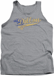 Friday Night Lights tank top Team Spirit mens heather