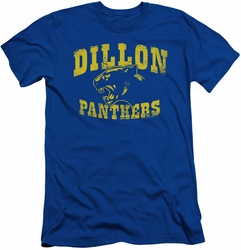 Friday Night Lts slim-fit t-shirt Panthers mens royal