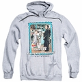Friends pull-over hoodie Any More Clothes adult athletic heather