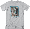 Friends t-shirt Any More Clothes mens athletic heather
