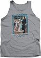 Friends tank top Any More Clothes mens athletic heather