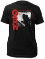 G.B.H. fitted jersey tee midnight madness mens black pre-order